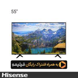 تلویزیون هوشمند هایسنس مدل 55N3000