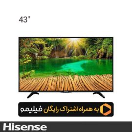 تلویزیون هوشمند هایسنس مدل 43N2179PW