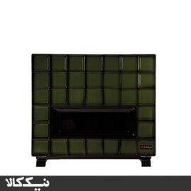 بخاری گازی نیک کالا مدل CE14 - سبز