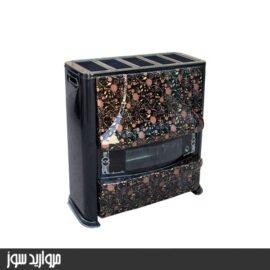 بخاری گازی مروارید سوز مدل فروزان 10000