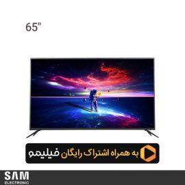 تلویزیون سام الکترونیک مدل 65TU6500