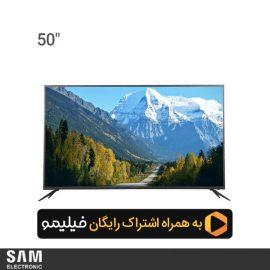 تلویزیون سام الکترونیک مدل 50T5550