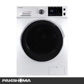 ماشین لباسشویی پاکشوما مدل TFU-84406 WT