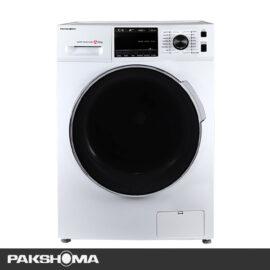 ماشین لباسشویی پاکشوما مدل TFU-84407 WT