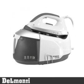 اتو بخار مخزن دار دلمونتی مدل DL990 سفید نقره ای