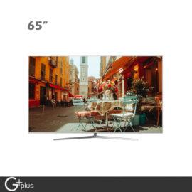 تلویزیون هوشمند جی پلاس مدل GTV-65LU721S