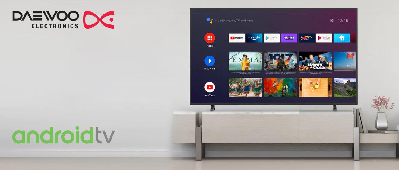 تلویزیون هوشمند دوو مدل DSL-65K5700U - اتصال به اینترنت