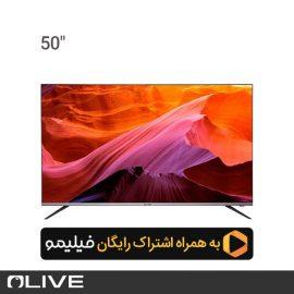 تلویزیون هوشمند الیو مدل 50UC8450