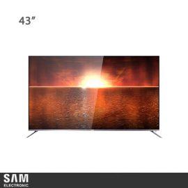 تلویزیون هوشمند سام الکترونیک مدل UA43 T7000TH نقره ای