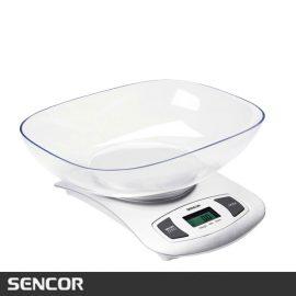 ترازوی آشپزخانه سنکور مدل SKS-4001 WH