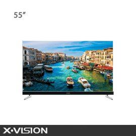 تلویزیون ال ای دی هوشمند ایکس ویژن 55 اینچ مدل 55XKU575