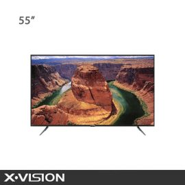تلویزیون ال ای دی هوشمند ایکس ویژن 55 اینچ مدل 55XTU835